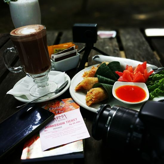 Just another vocation Food And Drink Food Enjoying Life Bali Island Coffeetime Choccolate