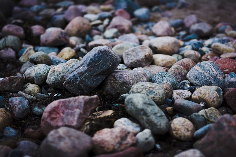 Moment in stone EyeEm Selects Stone - Object Solid Full Frame Rock Abundance No People Stone Outdoors