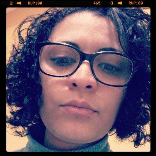 Madrugaacordada Madrugada Madruga Estudando parando cabeloscurtos cabelocacheado