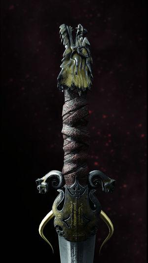 Dragon sword No