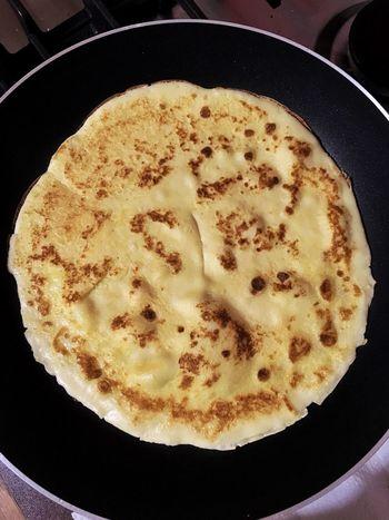 Pancake Shrove Tuesday Cooking Home Cooking Pan Frying Pan Circle Cooking On Gas