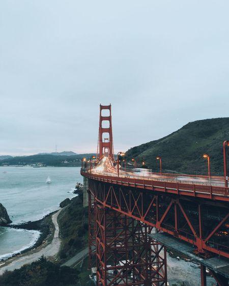 Golden Gate Bridge San Francisco The Architect - 2016 EyeEm Awards