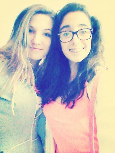 I love her ♥ Friendship. ♡