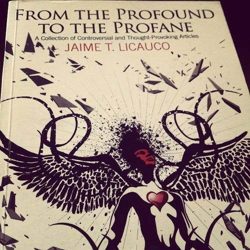 New read. :) one of my favorite Filipino authors when it comes to the inexplicable and the unknown. Jaimelicauco