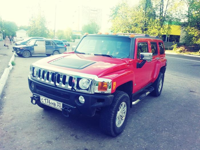 Hummer First Eyeem Photo