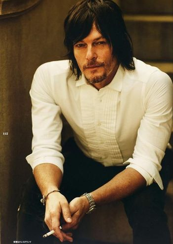 Happy B-day Norman!! Norman Reedus The Walking Dead Awesome