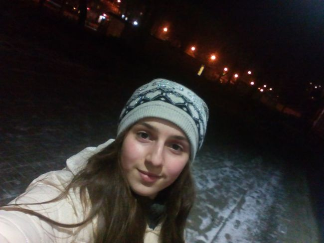 Иду на тренировку..Hi! That's Me Hello World Night Lights Pretty St.Valantain's Day Cute Hair