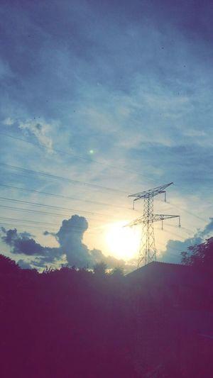 Sunshine Landscape Sky Taking Photos