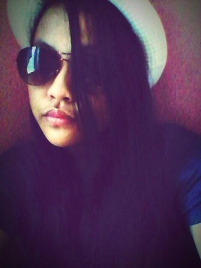 Just chillin' 👌👍💄 OffToSomewhere Shades On Whitehat Eye4photography  Eyeem Philippines