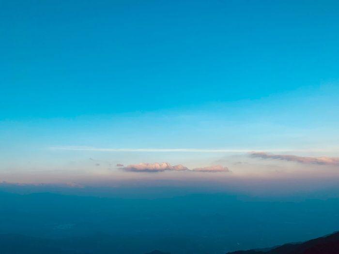 Love in sky