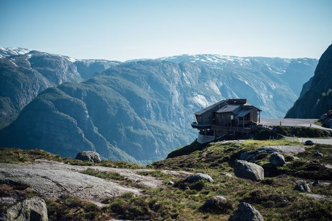 Norway Kjerag Nikon