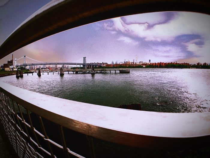 """That Perspective Tho"" 👀👀📷📷🔥🔥🙌🏻🙌🏻 Clouds And Sky EyeEm Gallery Cityscapes IPhoneography Cityofdreams  EyeEm Best Shots Eye4photography  EyeEm Best Edits Olloclip Brooklyn"
