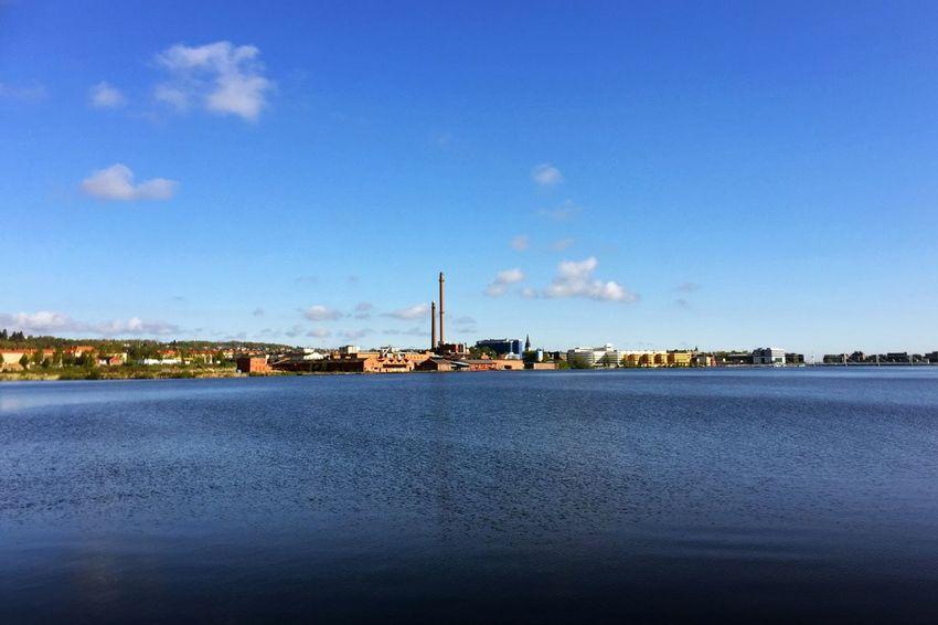 Taking Photos Hello World Munksjön Jönköping,Sweden