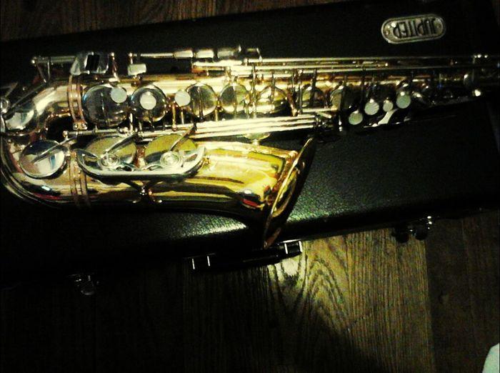 My sax (FirstLove)