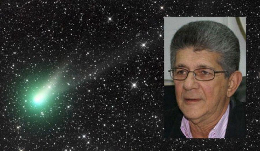 Un cometa y tres estrellas, el nuevo lider de Venezuela. por Tito Maciá Hace 5 horas Cada vez que aparece un cometa en el cielo, aparece de improviso, sin esperarlo, algún nuevo lider aquí en la tierra. El cometa Catalina comenzó a ser visible en el mes de noviembre y su trajetoria atravesó la banda zodiacal en los primeros dias de diciembre de 2015, y a mediados de enero ya ha pasado la estrella Arturo y se dirige al fondo de cielo. El cometa Catalina atravesó la eclíptica en una zona cercana a la estrella Spica de Virgo que está en el grado 23 del signo de Libra, lo que significa que este cometa ha entrado por el sector del cielo de Libra. Antiguamente para saber qué tipo de líder traía el cometa se fijaban en el signo y el regente, y de ese modo conocer el talante de ese nuevo líder. Libra es un signo zodiacal regido por el planeta Venus, cuya naturaleza esencial induce al amor, la paz y compasión. -Y en la realidad de Venezuela, sin nadie esperarlo, aparece un señor del signo de Libra, cuyo Sol está junto a la estrella Spica, y se trasforma en un nuevo liber que eclipsa al presidente Maduro, que tiene más brillo que él. Y es que resulta, que por una de esas casualidades astrológicas que me hago venir bien. Henry Ramos Allud, coloca su Sol sobre la Luna de Nicolas Maduro. No me negarás que es una casualidad interesante. ¿Quién brilla más el Sol o la Luna?. Pues eso, cuando éstas dos personas están juntas, se nota claramente quién tiene más brillo. Pero lo que me ha parecido más interesante es que el Sol de Allud y la Luna de Maduro están el mismo grado de la estrella Spica, la responsable de la especial elevación social de Nicolás Maduro, la estrella de Maduro, que ahora resulta que la comparte con Allud. Y si Nicolás Maduro tiene una estrella, Henry Ramos Allud tiene tres. En la carta solar de Henry Ramos Allud, el Sol está en el mismo grado de la estrella Spica, además tiene al planeta Marte junto a la estrella Alnitak una estrella muy caliente del tipo B0 que 