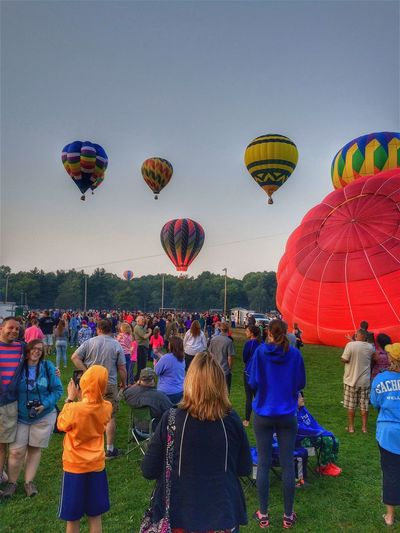 ...a day at the park✨😃 Getting Inspired Tadaa Community Hot Air Balloons Connecticut Walking Around People Watching