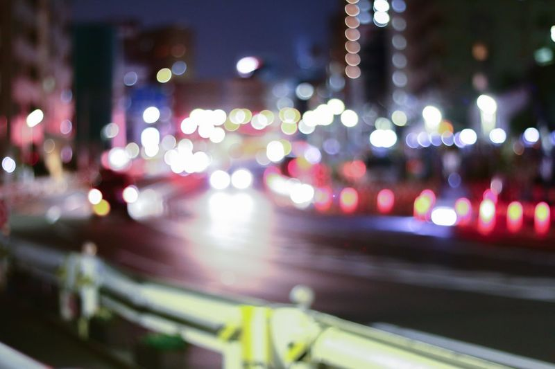 Bokeh Night Lights Cityscapes Street Photography Night View Light And Shadow Out Of Focus Night Night Photography EyeEm Best Edits