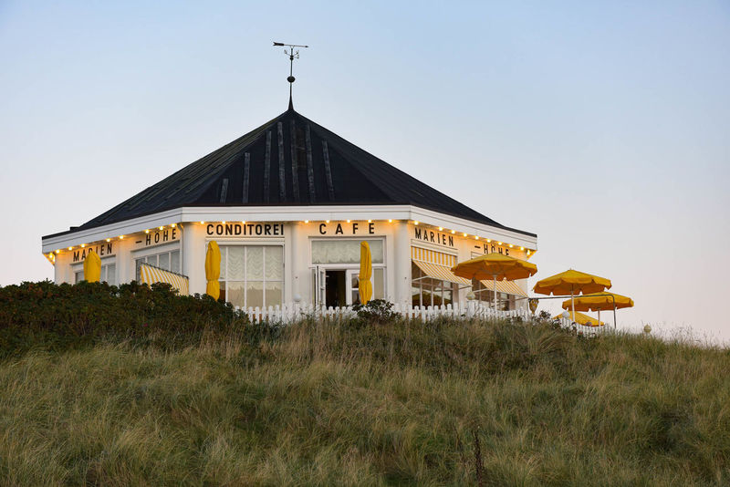 beach Dune Dünen Nordsee Oceanside Restaurant Strand Sunset First Eyeem Photo