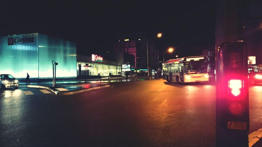 Lyon Nightly Vaise