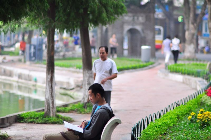 peace Hanoi Enjoying Life Eyem Best Shots Taking Photos