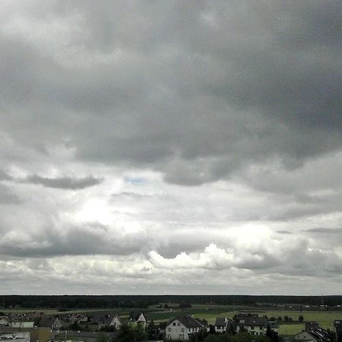 Amazing Sky Clouds Landscape