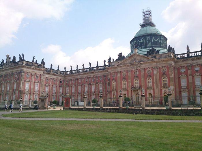 Otro Palacio de la Ciudad De Potsdam en Berlin