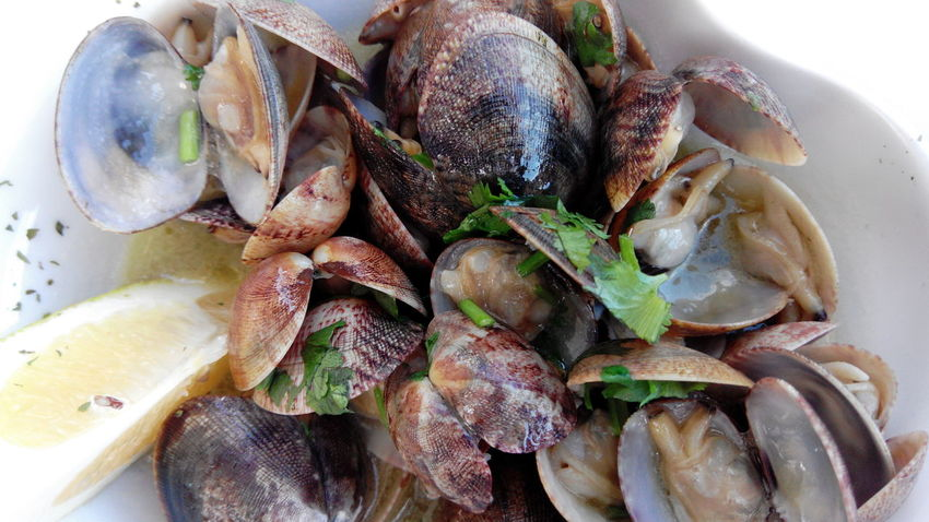 Food And Drink Food Healthy Eating Freshness Meal Appetizer Beach Vacations Ameijoas Seafoods Seafood Lovers Shell Shell Collection Foodporn Food Porn Food Photography Foods Foodphotography Food And Drink