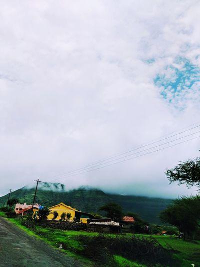 Water Mountain Sky Cloud - Sky Storm Cloud Foggy Overcast Weather