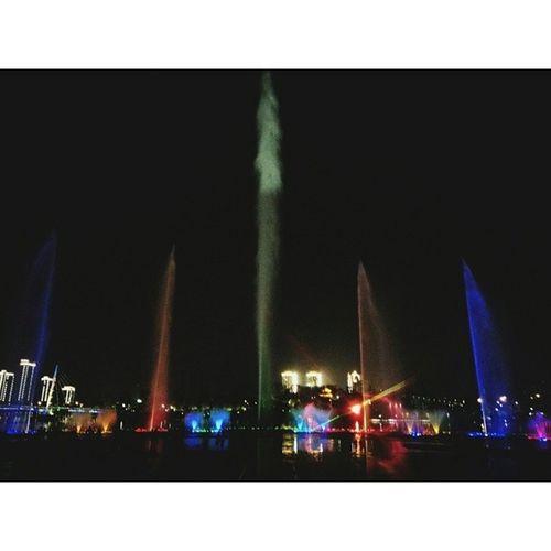 常德 白马湖公园 Changde