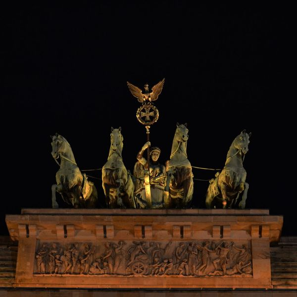 Berlin Brandenburgertor Bestoftheday