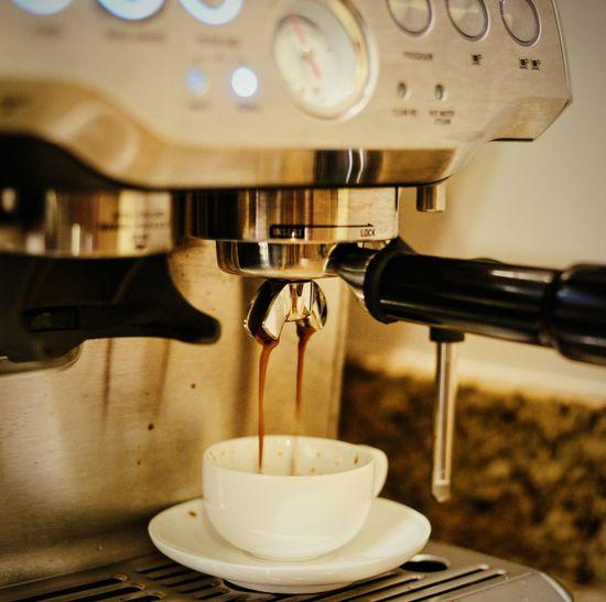 Morning espresso Espresso Coffee Breville Starbucks