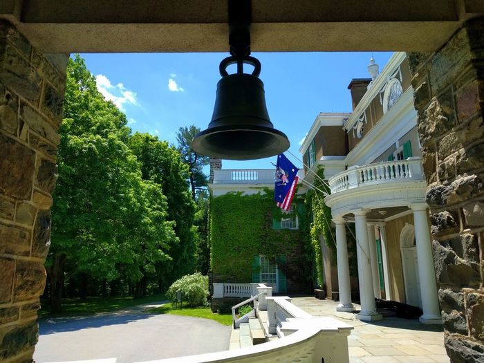 Bell at FDR's