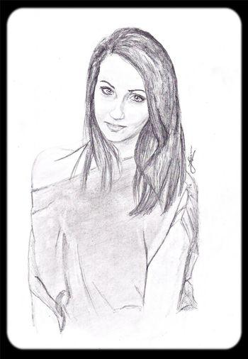 Sketch Portrait Sketch Drawing Art