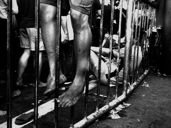 Real People Outdoors EyeEm Selects Celebration Eyeemphilippinesmobilephoto Eyeem Philippines City Blackandwhite Photography @eyeemphilippines Eyeemphotooftheday Traslacion 2018 EyeemPhilippines Mobilephotography Eyeem Philippiness EyeEm Gallery EyeEm Bnw Eyeemphonephotography Low Section Large Group Of People Monochrome Photograhy Crowd People EyeEm Best Shots - Black + White Human Leg
