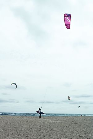 Kitesurfing Kitesurfer Caboverde Capeverde Photo Photography Beach Colour