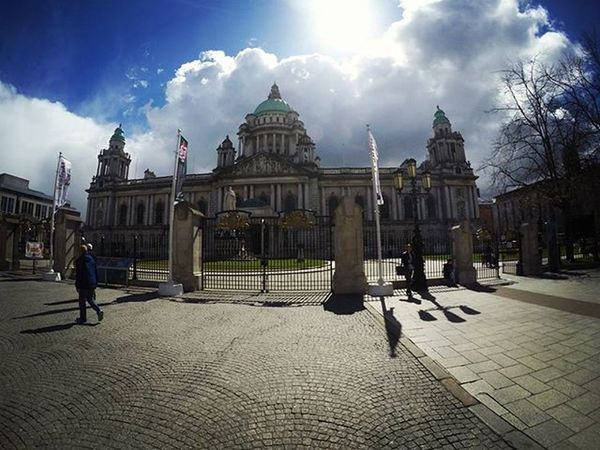 CITY HALL BY GO PRO HERO 4 SILVER Belfast Cityhall Goprohero4 Gopro Hero4 Silver  Trip Travel Photooftheday Photography Landscape Tagsforlikes Photogrid YOUTUBE >> WORLDBESTTRIPS https://www.youtube.com/channel/UCSiN3FvKGhYhDAo9_bN83MQ The Architect - 2016 EyeEm Awards nor Northern Ireland PhotoArchitecture Feel The Journey Original Experiences Photo Of The Day Outdoors Photographer No People Follow4follow Photobymaciek