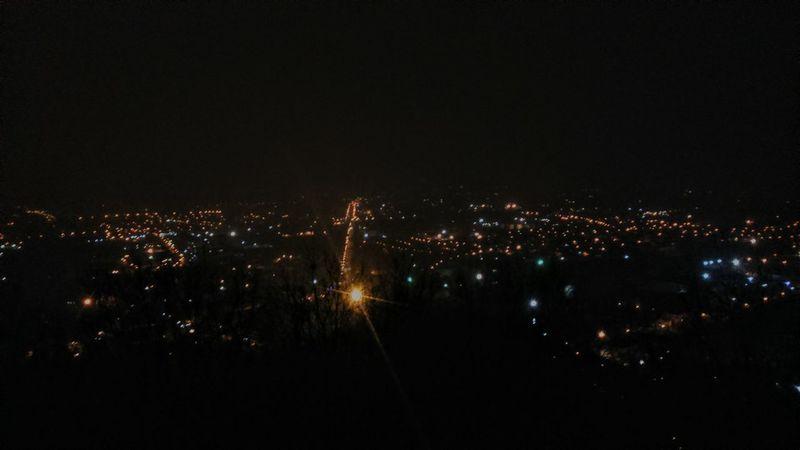 Night Sky Withbestfriend Lvivgram Citynightlife Ukraine 💙💛