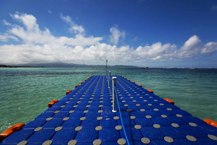 Sailing port
