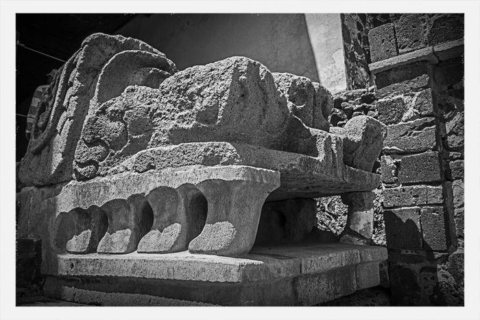 Blackandwhite Teotihuacan Nofilter Quetzalcoatl