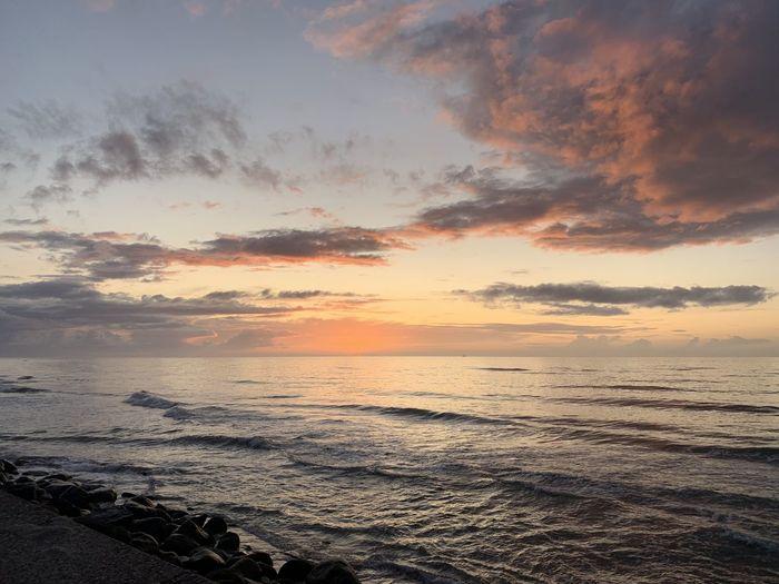 Sky Sea Sunset