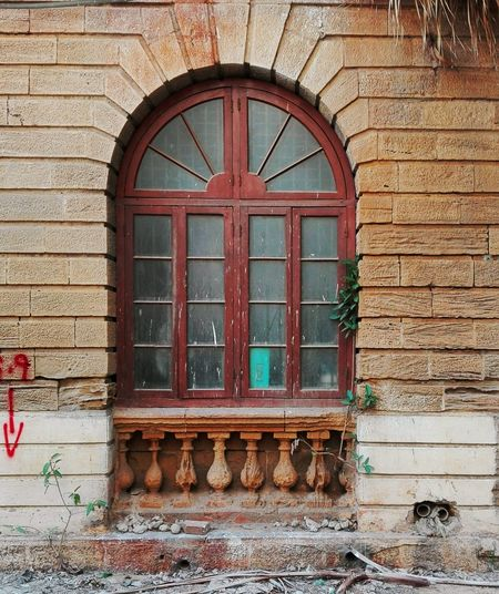Neglected treasures. Found On The Roll Architecture Window Colonial Architecture No People History The Architect - 2017 EyeEm Awards Thestreetphotographer2017eyeemawards EyeEm Ready