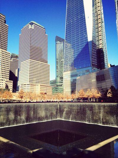 Newyork 911 Memorial Holiday Memories