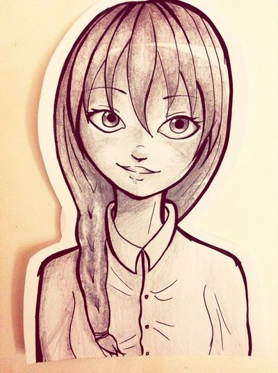 semi realism art ArtWork Drawing Anime Semi Realism And I live tagging people that I like ^^
