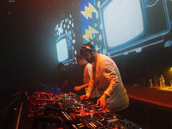 DIGITALISM!!!! Night Dj VJ Ageha Club Club Night LED Digitalism