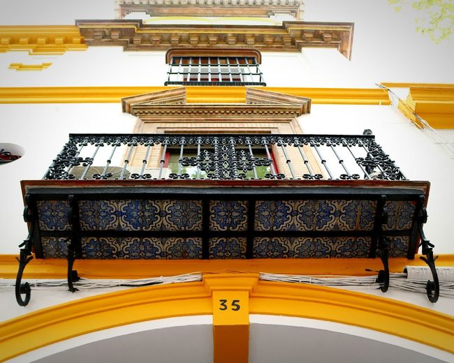 Balcony Seville