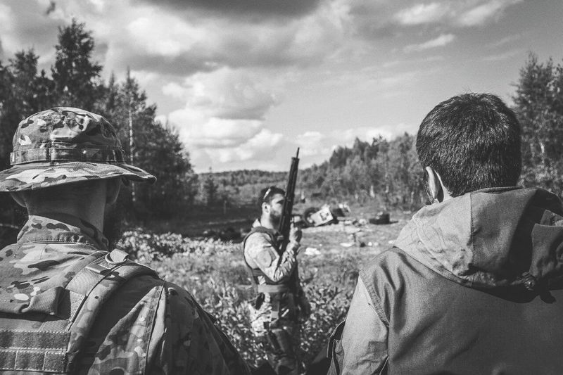 Russia Strong Shooting Guns Cossacks CossackCulture From Russia With Love