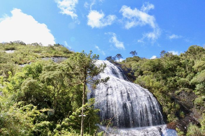 World Water Day - March, 22. Guarany Aquífer can be seen hear above the earth. Is our Planet largest fresh water resource! Beautiful Blue Blue Sky And Clouds Cliff Forest High Angle View Man Mountain Nature Pure Water Scnery Sky And Clouds Water Day Water Fall