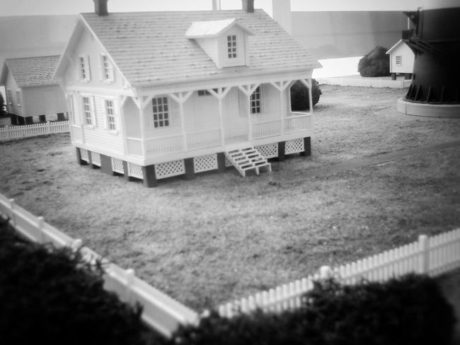 Miniature House Diarama  Museum Check This Out Showcase: January