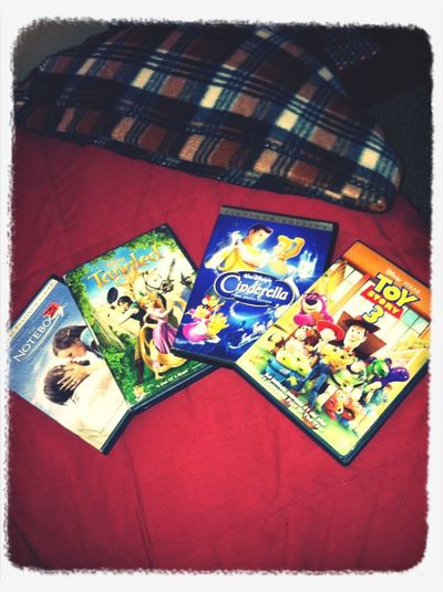 My Day Consits Of Watching Movies :)
