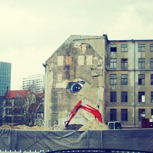 JR Taking Over Berlin Pt III